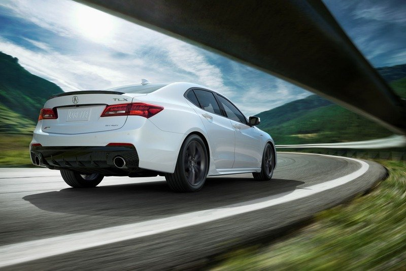 Acura Snarls at Germany with a Viciously Redesigned TLX High Resolution Exterior - image 712847