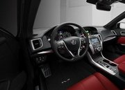 Acura Snarls at Germany with a Viciously Redesigned TLX - image 712848