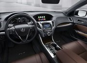 Acura Snarls at Germany with a Viciously Redesigned TLX - image 712850