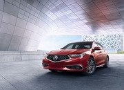 Acura Snarls at Germany with a Viciously Redesigned TLX - image 712852
