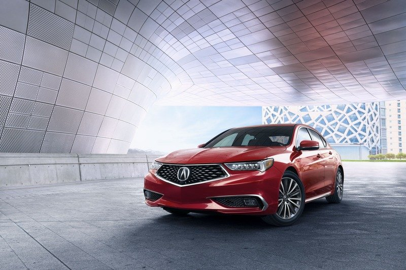 Acura Snarls at Germany with a Viciously Redesigned TLX High Resolution Exterior - image 712852