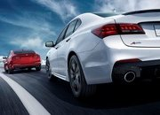 Acura Snarls at Germany with a Viciously Redesigned TLX - image 712844