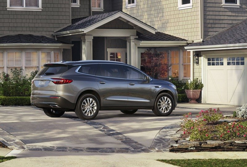 2018 Buick Enclave High Resolution Exterior - image 712856