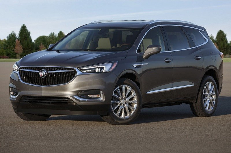 2018 Buick Enclave High Resolution Exterior - image 712857