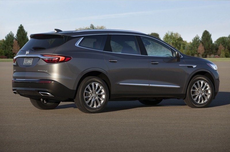 2018 Buick Enclave High Resolution Exterior - image 712858