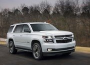 Chevy Brings the Heat with Performance-Minded Tahoe - image 712108