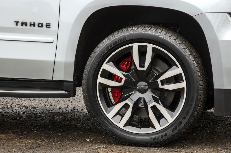 Chevy Brings The Heat With Performance-Minded Tahoe - Picture 712109 ...