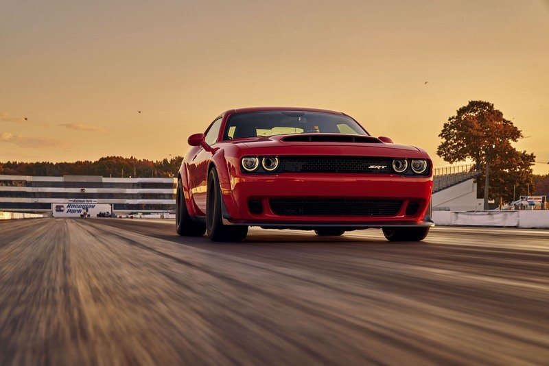 Asking The Internet To Buy You A Dodge Challenger SRT Demon May Not Be The Best Of Ideas
