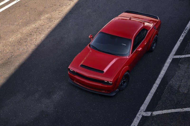 Wish, Hope, and Complain All You Want - The Dodge Demon Is Dead and Isn't Coming Back High Resolution Exterior - image 713144