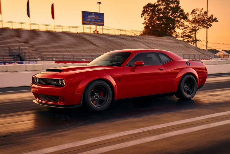Sorry Folks, No Dodge Challenger SRT Demon Coming for 2019
