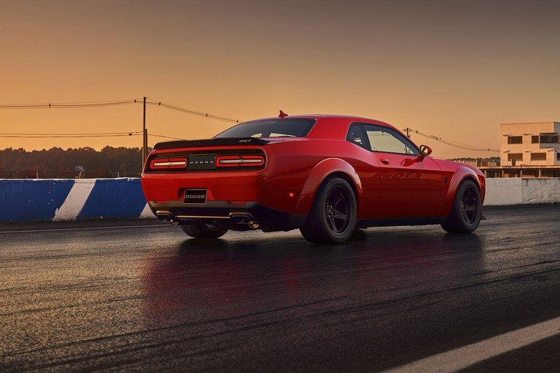 2018 Dodge Challenger SRT Demon High Resolution Exterior - image 713189