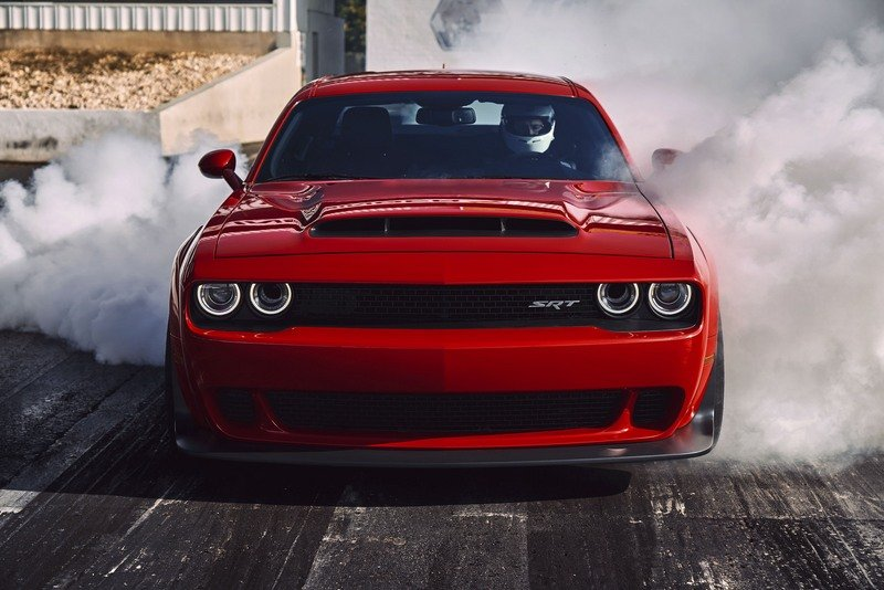 2018 Dodge Challenger SRT Demon High Resolution Exterior - image 713194