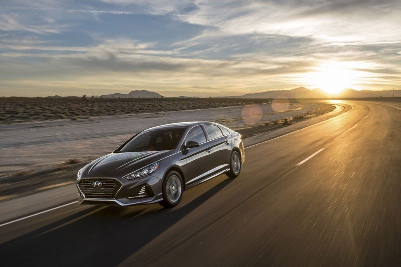 Making A Better Penalty Box – 2018 Hyundai Sonata Actually Looks Pretty Nice