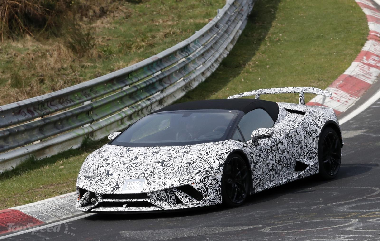 2018 lamborghini huracan performante spyder picture 712060 car review top speed. Black Bedroom Furniture Sets. Home Design Ideas