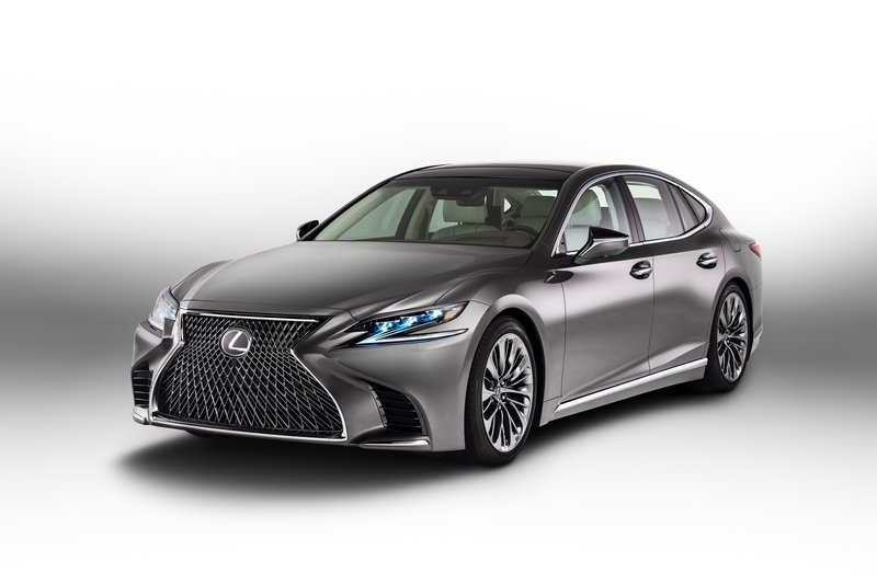 2018 Lexus LS 500 Exterior High Resolution - image 714757