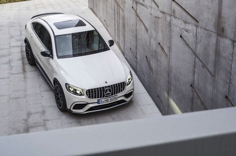 2018 Mercedes-AMG GLC63 Coupe High Resolution Exterior - image 712137