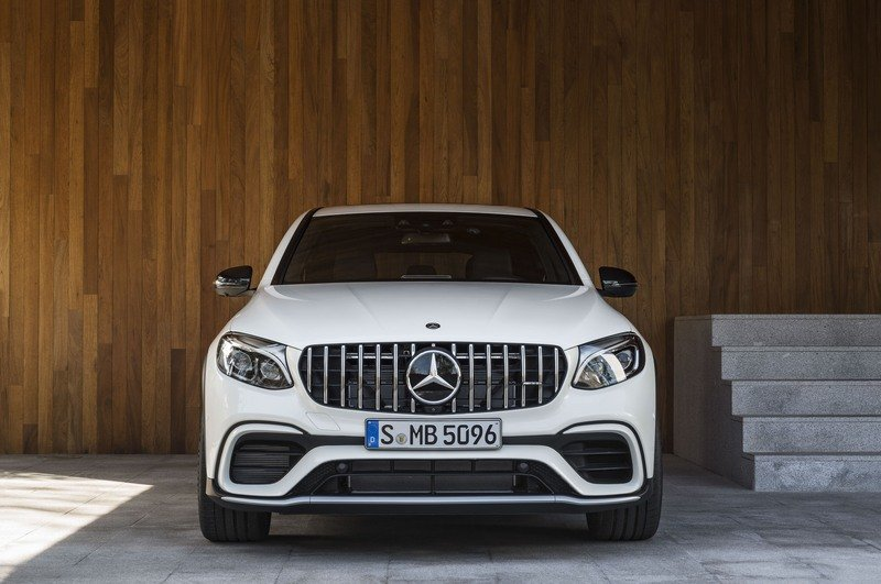 2018 Mercedes-AMG GLC63 Coupe High Resolution Exterior - image 712141