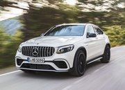 2018 Mercedes-AMG GLC63 Coupe - image 712216