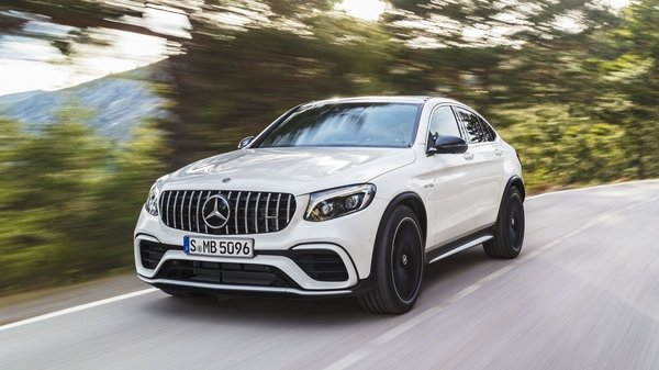 Mercedes-AMG GLC63 Coupe