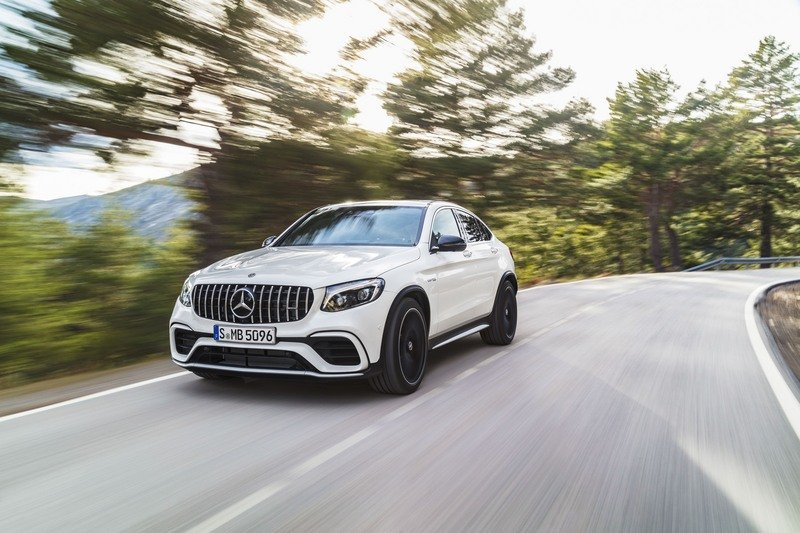 2018 Mercedes-AMG GLC63 Coupe High Resolution Exterior - image 712130