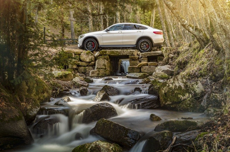 2018 Mercedes-AMG GLC63 Coupe High Resolution Exterior - image 712135