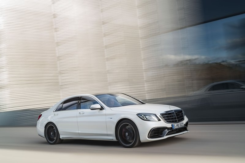 2018 Mercedes-AMG S63 Exterior High Resolution - image 714778