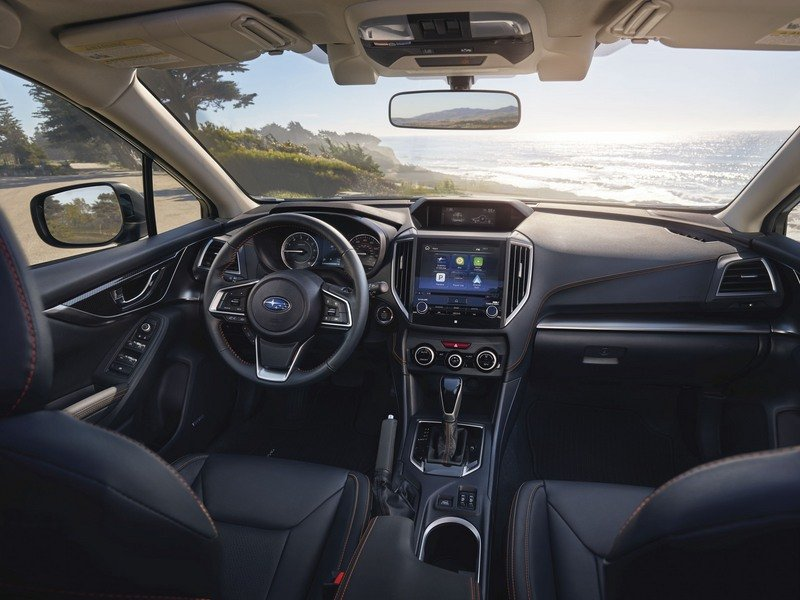 2018 Subaru XV Crosstrek High Resolution Interior - image 711824