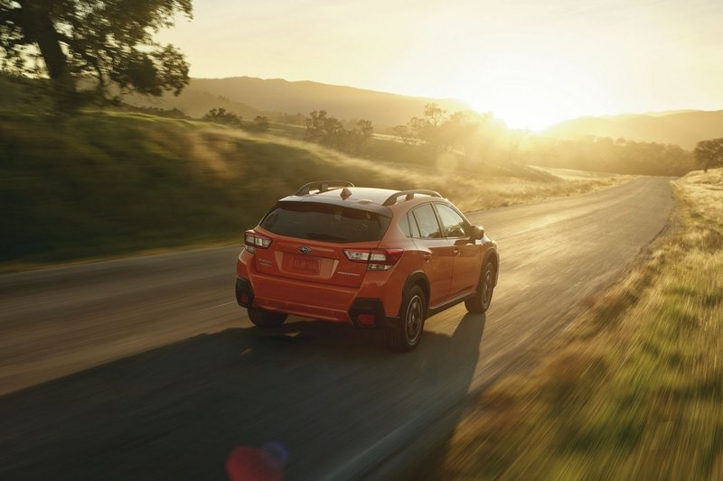2018 Subaru XV Crosstrek High Resolution Exterior - image 711839