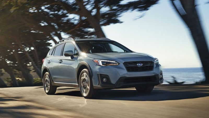 Subaru's First Plug-In Model Will Probably Be Called