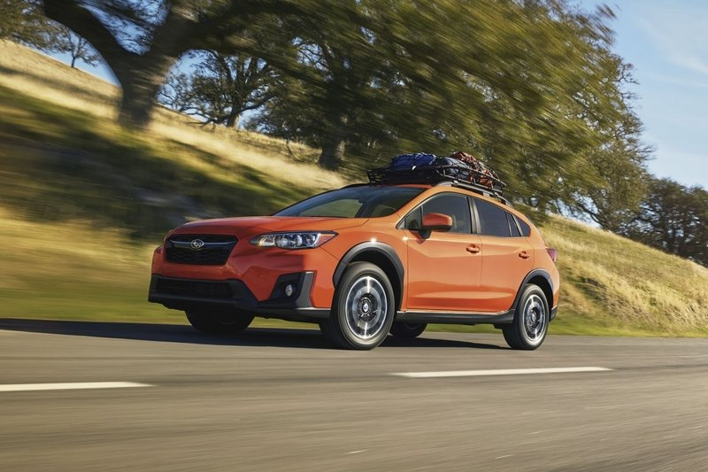 2018 Subaru XV Crosstrek High Resolution Exterior - image 711838