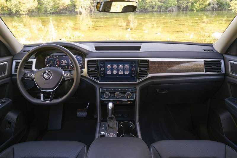 2018 Volkswagen Atlas High Resolution Interior - image 711929