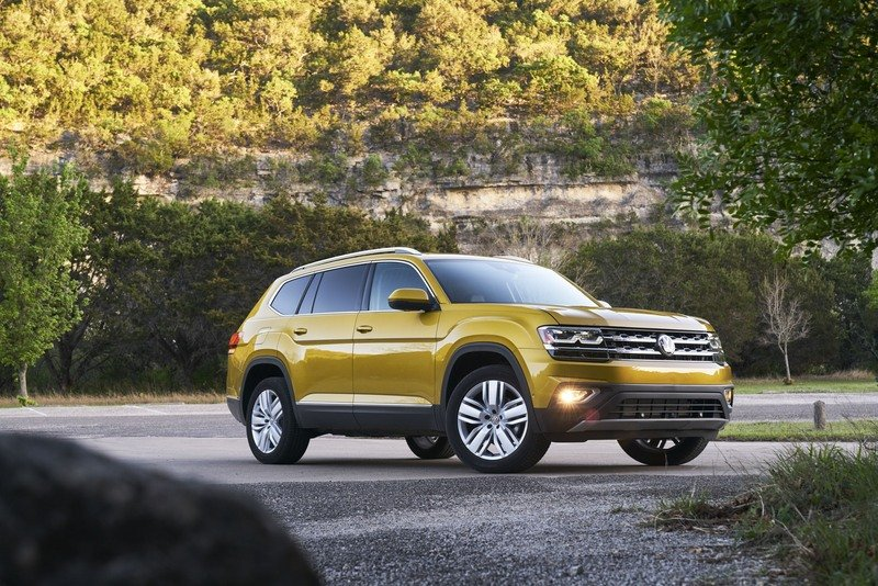 Wallpaper of the Day: 2018 Volkswagen Atlas