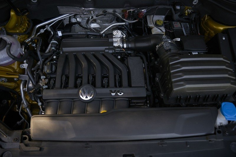2018 Volkswagen Atlas High Resolution Drivetrain - image 711946