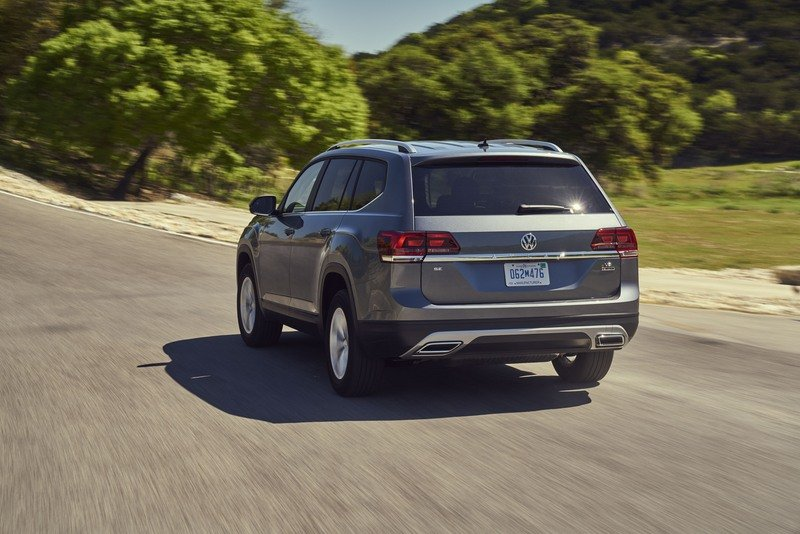 2018 Volkswagen Atlas High Resolution Exterior - image 711921