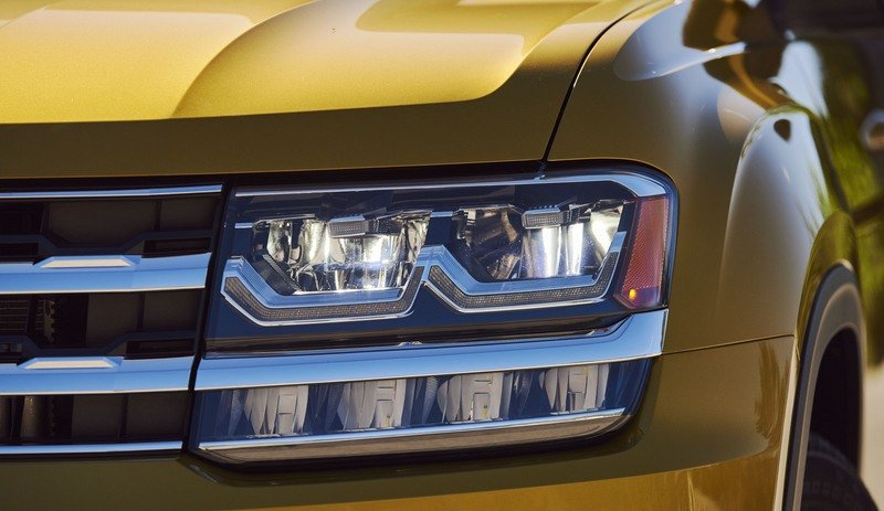 2018 Volkswagen Atlas High Resolution Exterior - image 711950