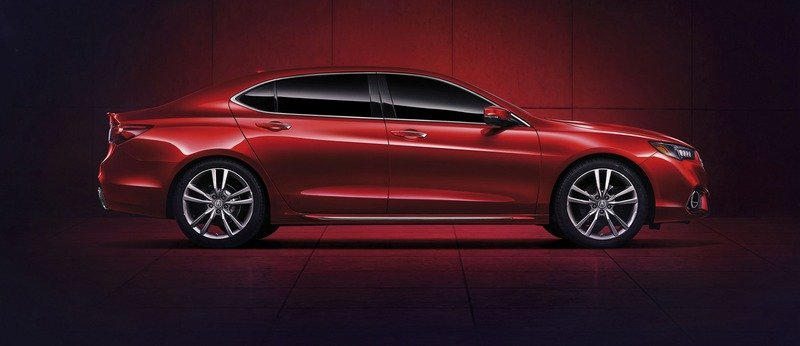 Acura Takes Aim at the Chinese Market by Showing Off a Prototype of the TLX-L at Shanghai