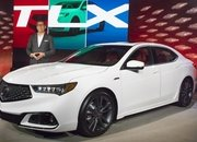 Acura Snarls at Germany with a Viciously Redesigned TLX - image 712986