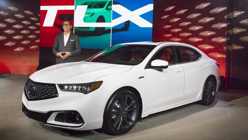 Acura TLX A-Spec Proves You Don't need an M or AMG Badge to Look Good