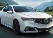 Acura TLX A-Spec Proves You Don't need an M or AMG Badge to Look Good - image 713103