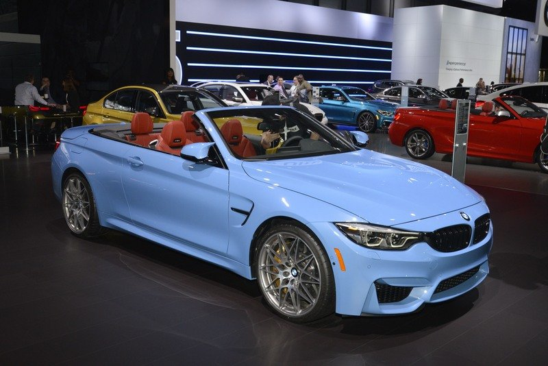 All BMW Brought To New York Was A Set Of Wheels High Resolution Exterior AutoShow - image 713479