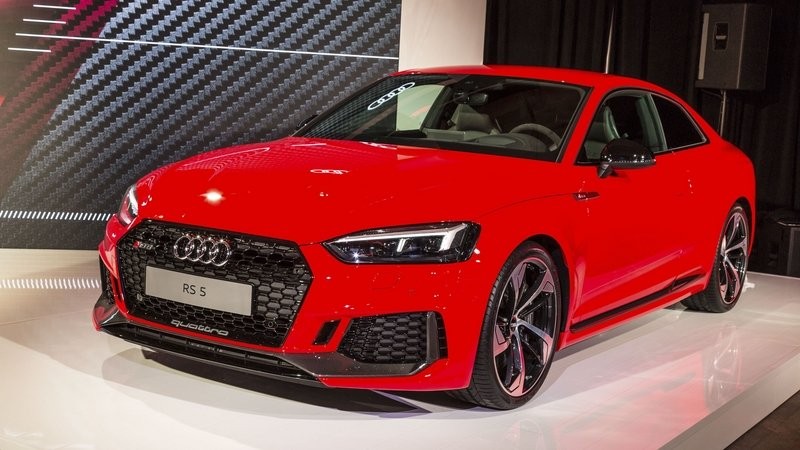 Are You Ready? Audi Sport Promises Eight New U.S. Models By 2020