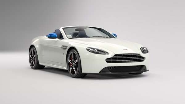this gorgeous aston martin v8 vantage s will be sold in china only - DOC714244