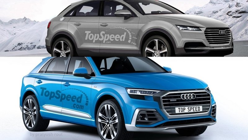 Audi Doubles Down – Q8 and Q4 SUVs To See Production by Turn of the Decade