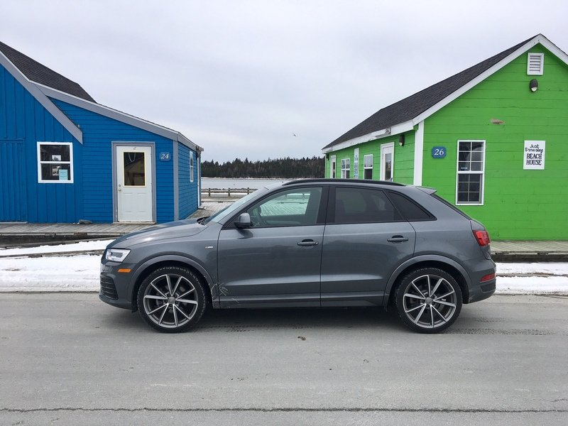 Coupe Grey 2017 >> 2017 Audi Q3 - First Impressions | Top Speed