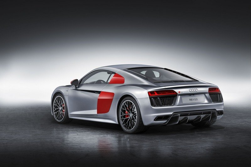 2018 Audi R8 Coupe Audi Sport Edition High Resolution Exterior - image 713349