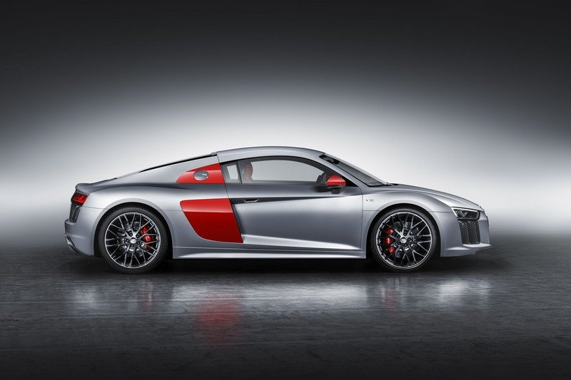 2018 Audi R8 Coupe Audi Sport Edition High Resolution Exterior - image 713351