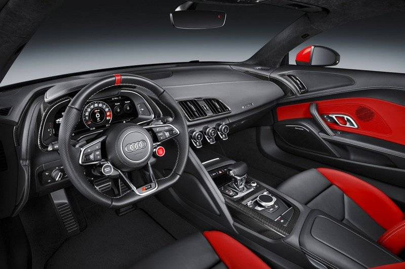 2018 Audi R8 Coupe Audi Sport Edition High Resolution Interior - image 713352