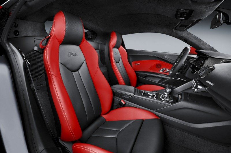 2018 Audi R8 Coupe Audi Sport Edition High Resolution Interior - image 713353