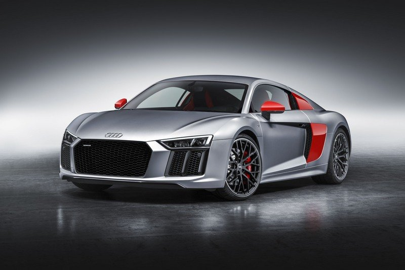 2018 Audi R8 Coupe Audi Sport Edition High Resolution Exterior - image 713348