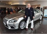 Be a Loyal Lexus Customer and you Might end up Getting your own Special Edition Car - image 714680